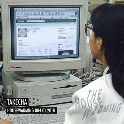 Cover art for takecha (Demo Special)- HOUSEWARMING Podcast