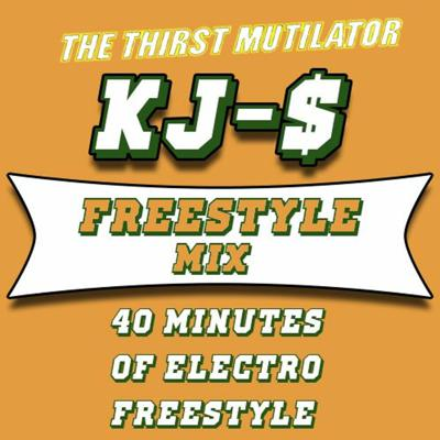 Cover art for ELECTRO FREESTYLE MIX