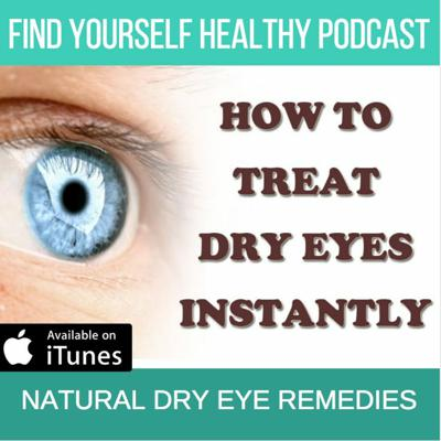 Cover art for Natural Dry Eye Remedies