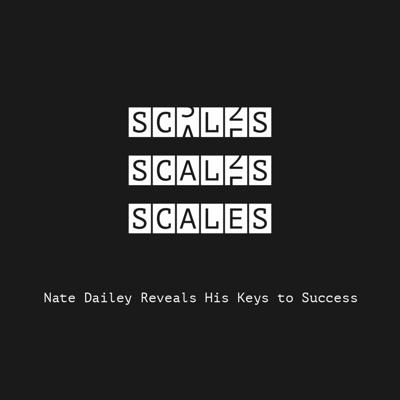 Cover art for Nate Dailey reveals his keys to success