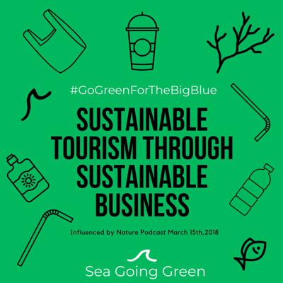 Cover art for IBN24: Sustainable tourism for the Big Blue