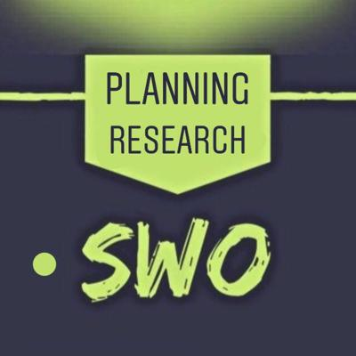 Cover art for Planning Research #002