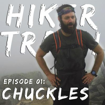 Cover art for Hiker Trash 01 Chuckles