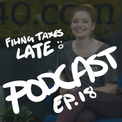 Cover art for 1040.com Podcast Episode 18: Filing Your Taxes Late
