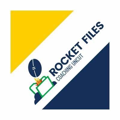 Cover art for Rocket Files EP 14