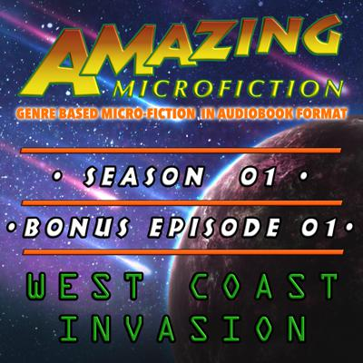 Cover art for Amazing Microfiction, Season 01, Bonus Episode 01
