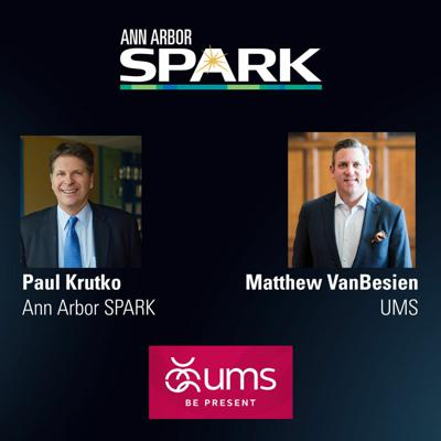 Cover art for SPARK CEO Podcast: Matthew VanBesien, UMS