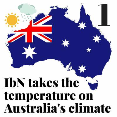 Cover art for IbN in Australia #1: what is climate change?