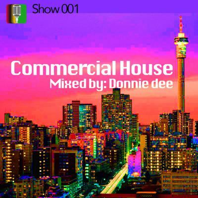 Cover art for Commercial House 001 | saltyfm