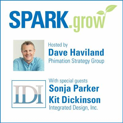 Cover art for SPARK.grow Podcast: Integrated Design