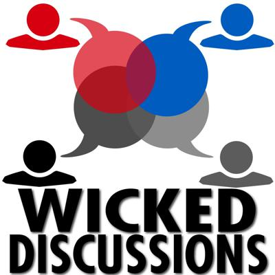 Cover art for S1E4 Wicked Discussion on free speech with Nadine Strossen