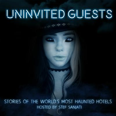 Cover art for Episode 1 - The Crescent Hotel & The Mischievous Ghost