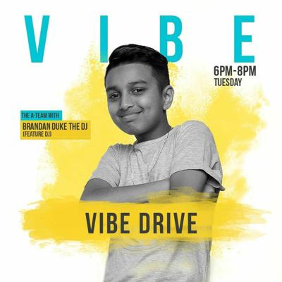 Cover art for A-Team Vibe Drive Tues Nov 20th Episode 1