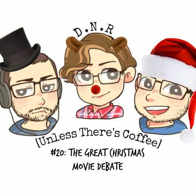 Cover art for Episode 20: The Great Christmas Movie Debate.