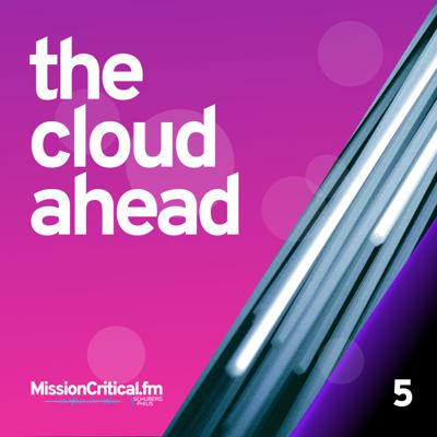 Cover art for Ep 5. The cloud ahead