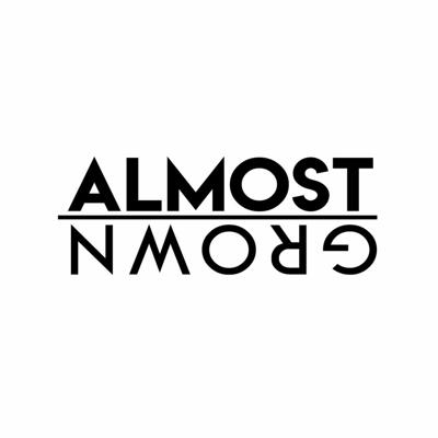Cover art for Almost Grown Episode 1: New Beginnings
