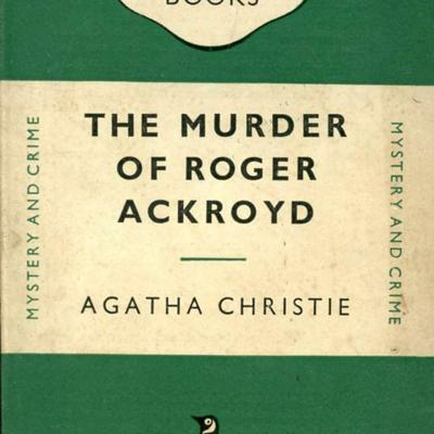 Cover art for Episode 8: Agatha Christie in the Workplace