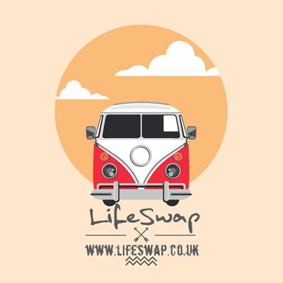 Cover art for LifeSwap Podcast #1 - What is LifeSwap?