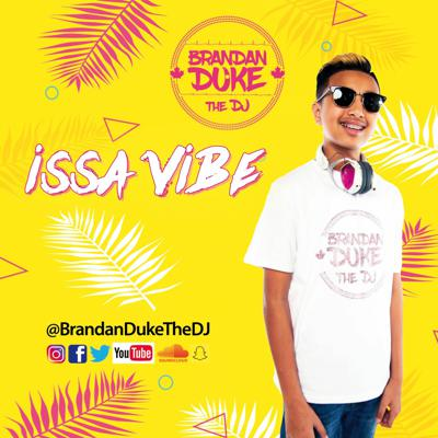 Cover art for #IssaVibe Episode 1. (Groovy Soca)