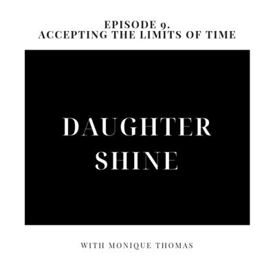 Cover art for Accepting the Limits of Time