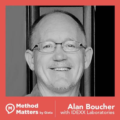Cover art for MM 051: Using Portfolio Management to Guide Software & Product Development: Alan Boucher with IDEXX