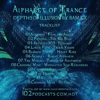 Cover art for Alphabet Оf Trance - Depths Of Illusion by Bam Ex