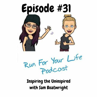 Cover art for Inspiring the Uninspired with Sam Boatwright