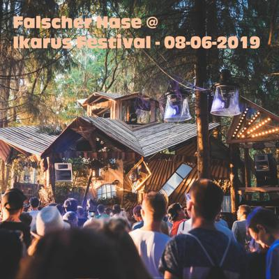 Cover art for Falscher Hase at Ikarus Festival - 08-06-2019