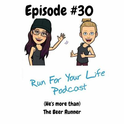 Cover art for (He's more than) The Beer Runner