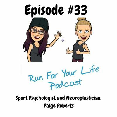 Cover art for Sport Psychologist and Neuroplastician, Paige Roberts