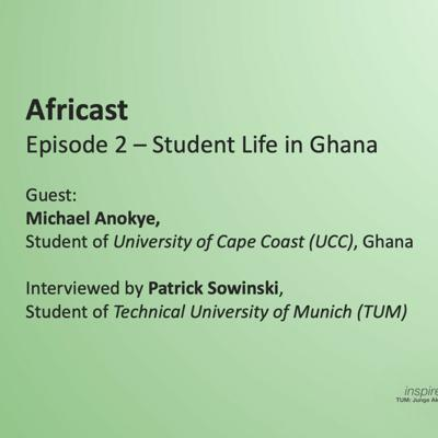 Cover art for Ep2 - Cultures of Ghana