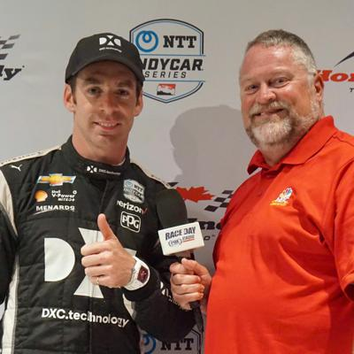 Cover art for Honda IndyCar Report -- Simon Pagenaud -- July 14 2019