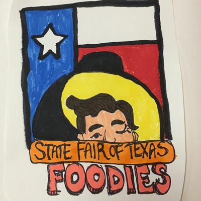 Cover art for Episode #33: Texas State Fair Foodies