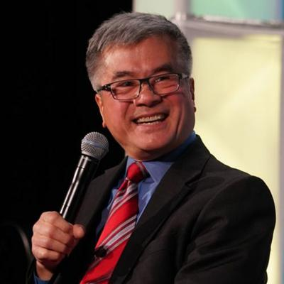 """Cover art for Former Governor Gary Locke: """"It starts with an appreciation for the role that businesses play"""""""