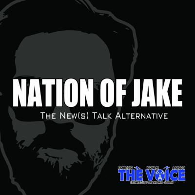 Cover art for Nation of Jake, Tuesday 9/17/19