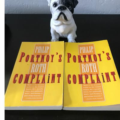 Cover art for Episode 41 Portnoy's Complaint