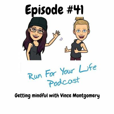 Getting Mindful with Vince Montgomery