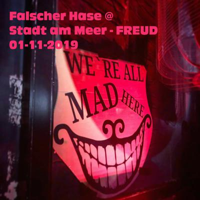 Cover art for Falscher Hase at Stadt am Meer - FREUD - 01-11-2019