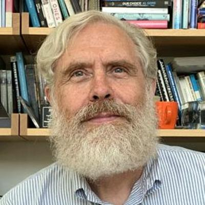 Cover art for GuidePost Ep. 14: George Church, triple threat (reader/writer/editor)