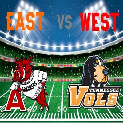 Cover art for East vs West (2019) Episode 12: We're Thankful For Rivalry Week