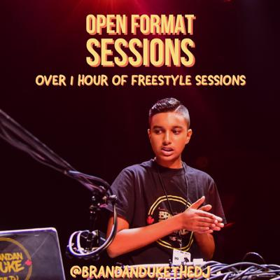 Cover art for #OpenFormatSessions - Session 1 (Tribute To DJ R.Y.A.N.)
