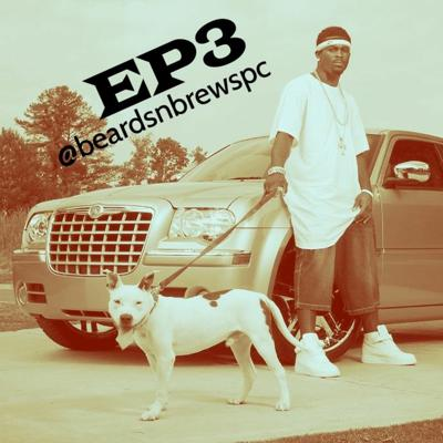 Cover art for EP#3: Nothing But the Dogg In me!!