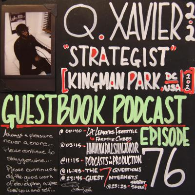 Cover art for 0076 Q. Xavier 2.2 (