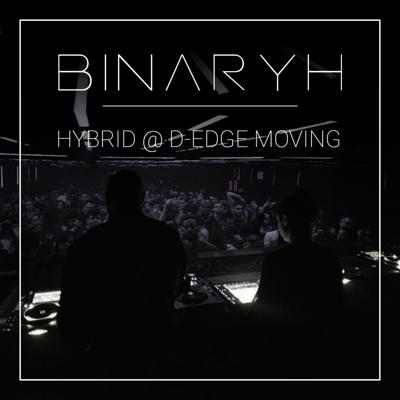 Cover art for Binaryh @Moving D - Edge   Warm Up Mind Against