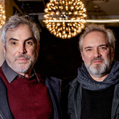 Cover art for PODCAST: 1917 Q&A with Sam Mendes and Alfonso Cuarón
