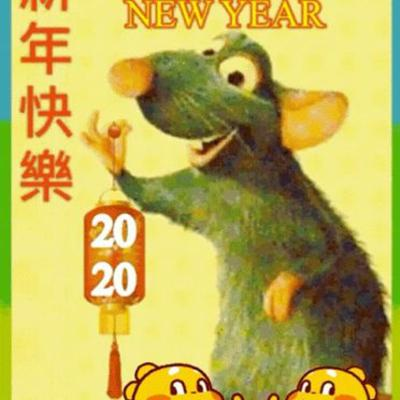 Cover art for Year Of The Mouse