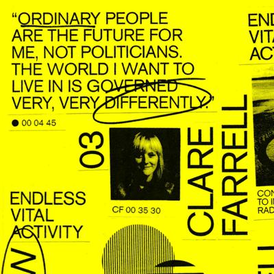 Cover art for Endless Vital Activity with Clare Farrell