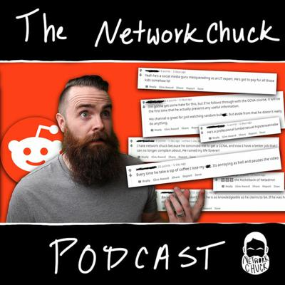 Cover art for CCNA reddit doesn't like me (my reaction)