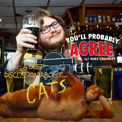 Cover art for A Deep Discussion About 'Cats'????