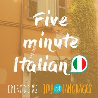 Cover art for #82: I like it! How to use piace in Italian